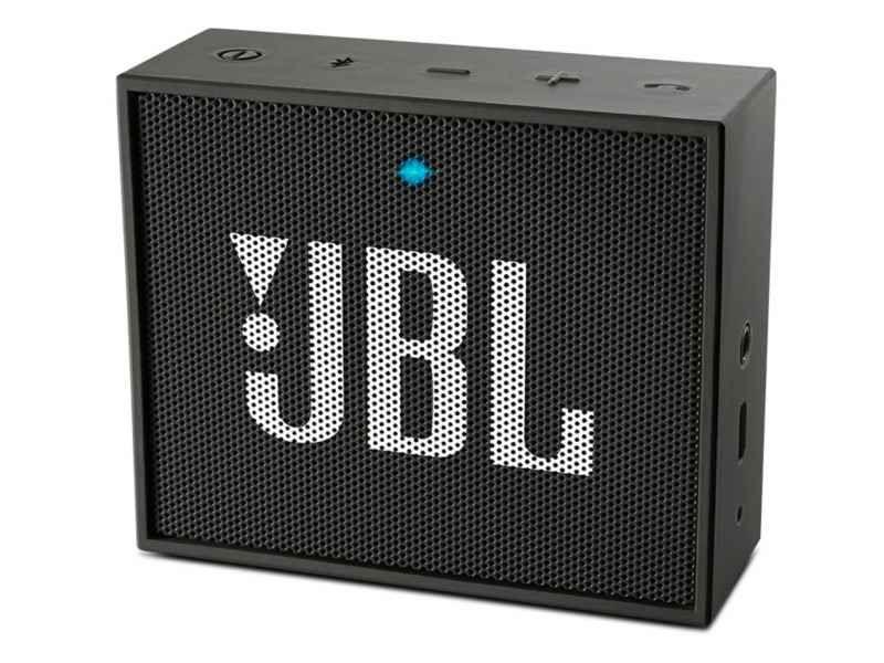 Cadeau entreprise JBL Go Haut parleur noir