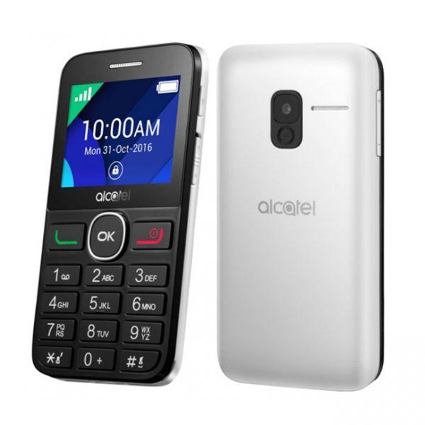 cadeau-noel-telephone-alcatel-portable-16mb-blanc