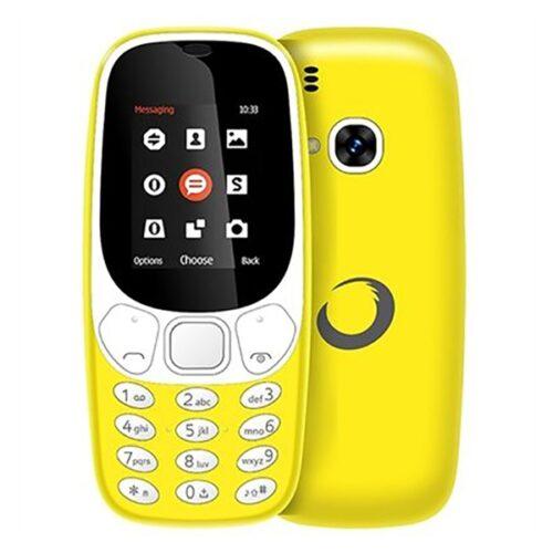 cadeau-noel-telephone-portable-senior-jaune