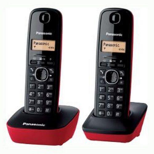 cadeau-noel-telephone-sans-fil-panasonic-corp-dect-negro