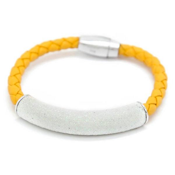 idee-cadeau-bracelet-femme-pesavento-argente-jaune