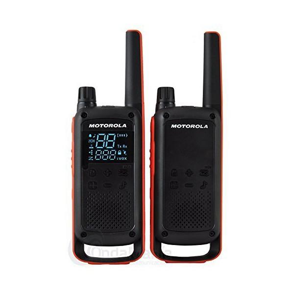 id e cadeau homme 30 ans talkie walkie orange 2pcs cadeaux. Black Bedroom Furniture Sets. Home Design Ideas