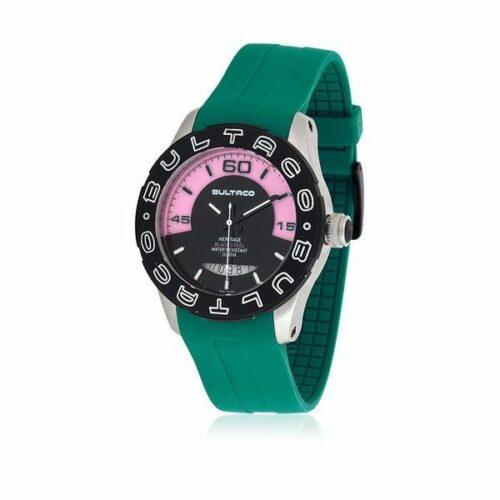 idee-cadeau-montre-femme-bultaco-vert