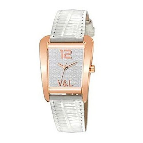 idee-cadeau-montre-femme-v-and-l-blanc-cuir