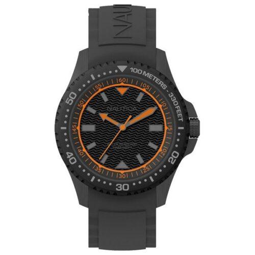idee-cadeau-montre-homme-nautica-noir-44mm