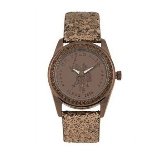 idee-cadeau-montre-unisexe-us-polo-assn-marron