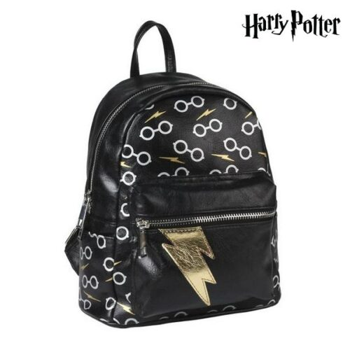idee-cadeau-sac-a-dos-casual-harry-potter-noir