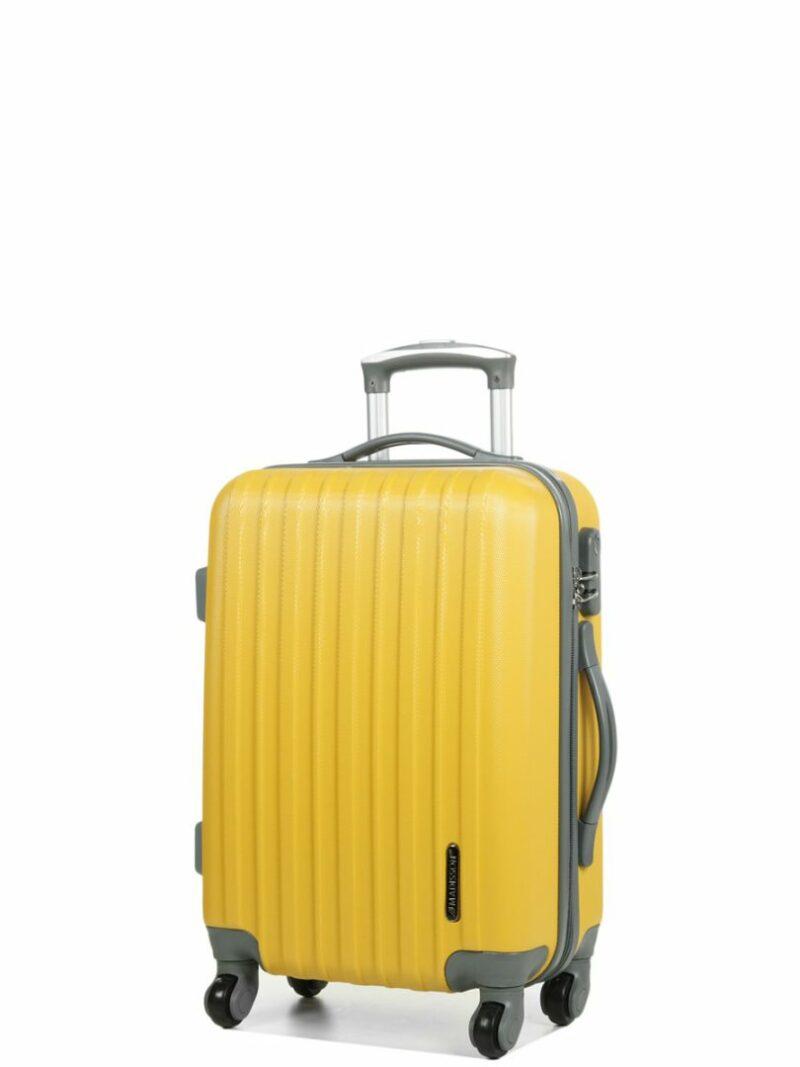 cadeau-entreprise-valise-cabine-madisson-jaune