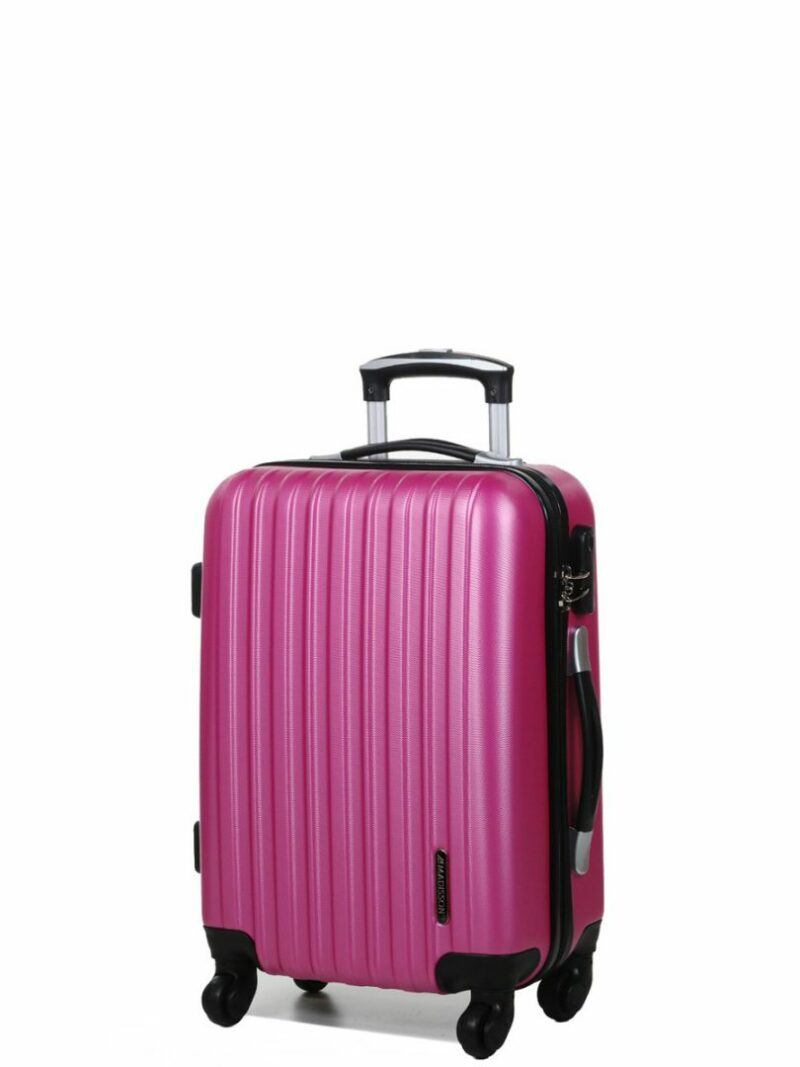 cadeau-entreprise-valise-cabine-madisson-rose