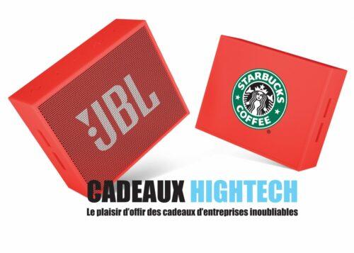 cadeaux-d-affaires-enceinte-jbl-rouge-avec-logo