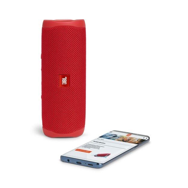 cadeau-ce-enceinte-jbl-flip-5-red-promotions