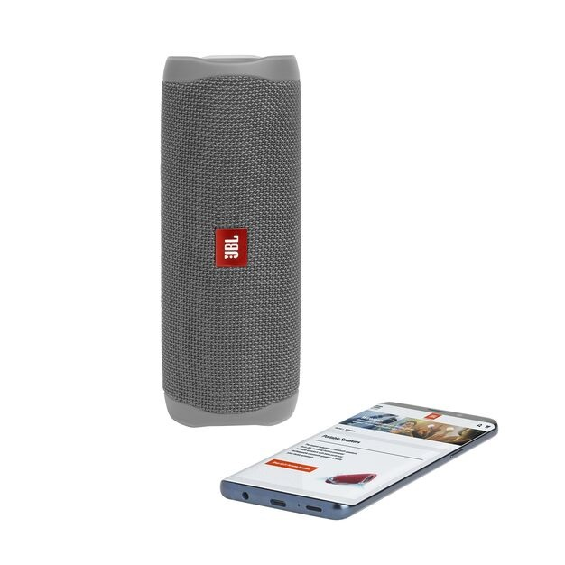cadeau-client-enceinte-jbl-flip-5-grey-luxe