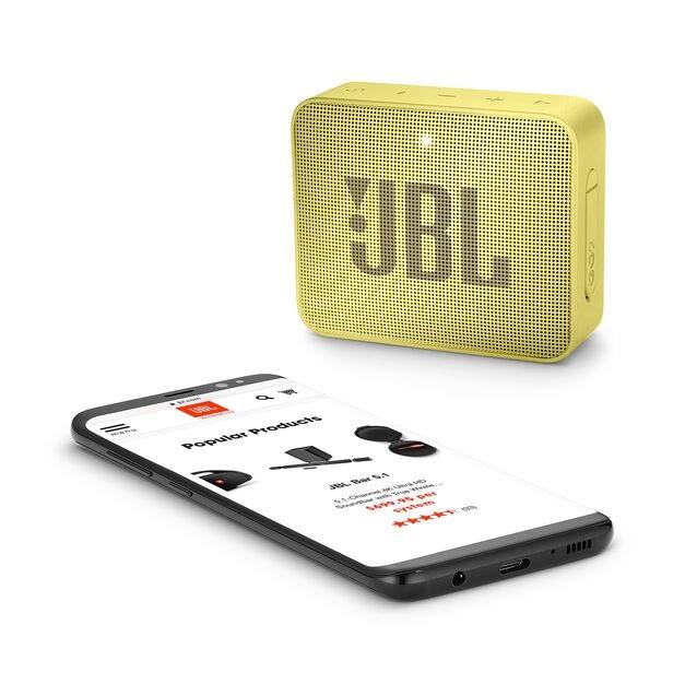 cadeau-client-enceinte-jbl-go-2-jaune-original
