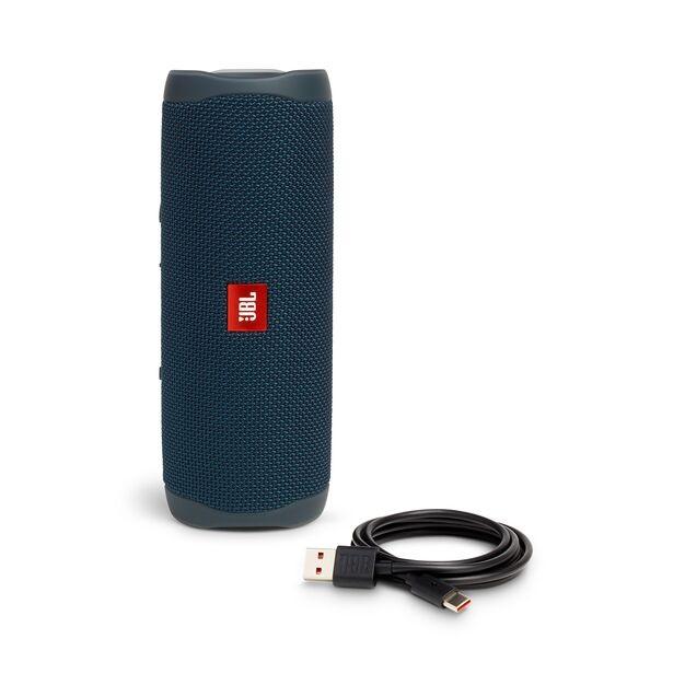 cadeau-entreprise-enceinte-jbl-flip-5-blue-haut-de-gamme