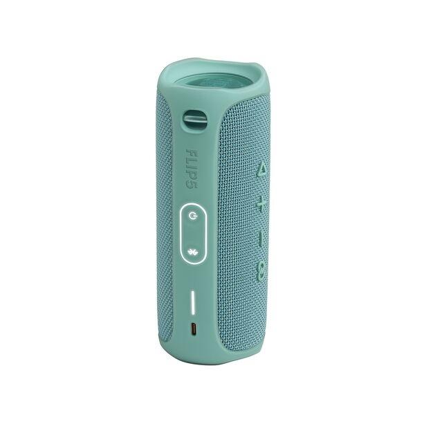 cadeau-entreprise-enceinte-jbl-flip-5-turquoise-luxe