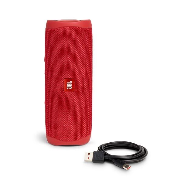 enceinte-jbl-flip-5-red-utile