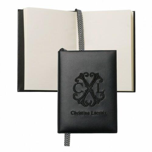 cadeaux-d-affaires-carnet-a6-christian-lacroix-logotype