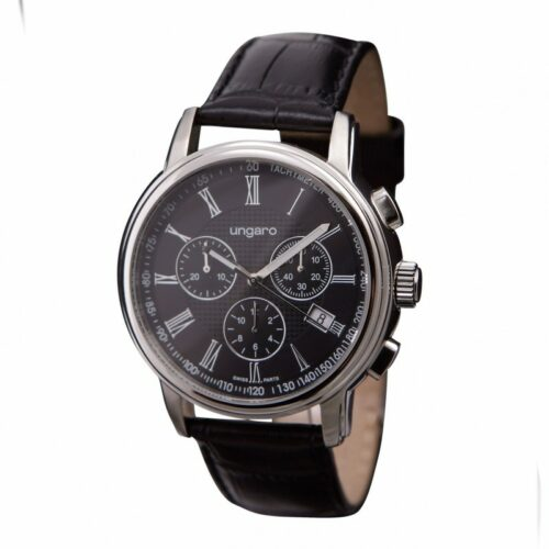 cadeaux-d-affaires-chronographe-luca-ungaro-black