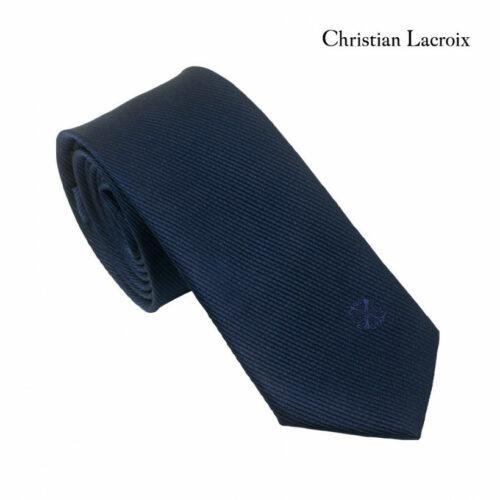 cadeaux-d-affaires-cravate-en-soie-christian-lacroix-element