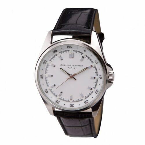 cadeaux-d-affaires-montre-contraste-jean-louis-scherrer-white