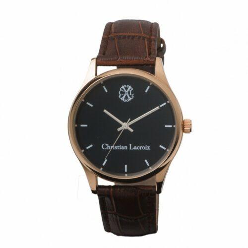 cadeaux-d-affaires-montre-poursuite-christian-lacroix-brown