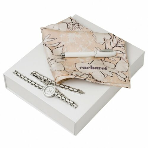 cadeaux-d-affaires-set-cacharel-soie-pompadour