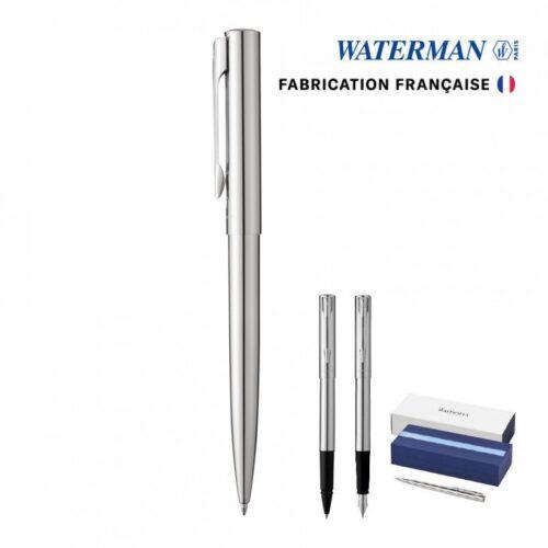 cadeaux-d-affaires-stylo-bille-roller-ou-plume-waterman-graduate