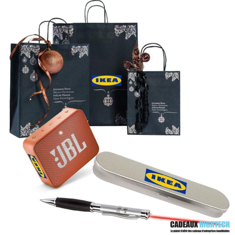 coffret-cadeau-client -jbl-go-2-orange-et-stylo-laser