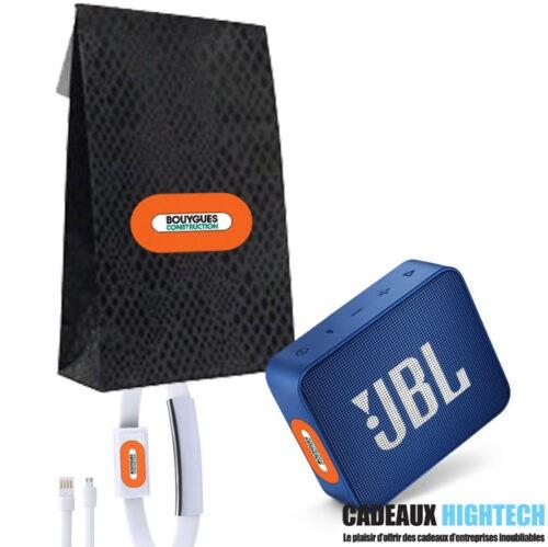 coffret-cadeau-entreprise-jbl-go-2-bleu-et-bracelet-usb