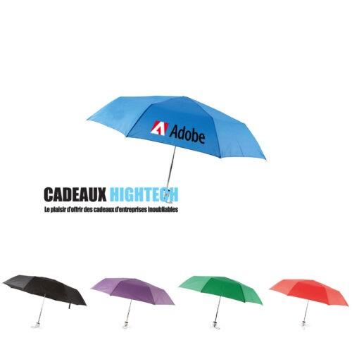 parapluie-chrome-pliable-de-poche-bleu.