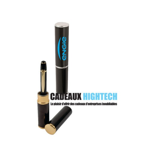 stylo-personnalise-tube-noir-or